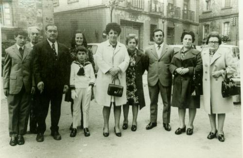 PRIMERA COMUNIÓN DE MI HERMANO