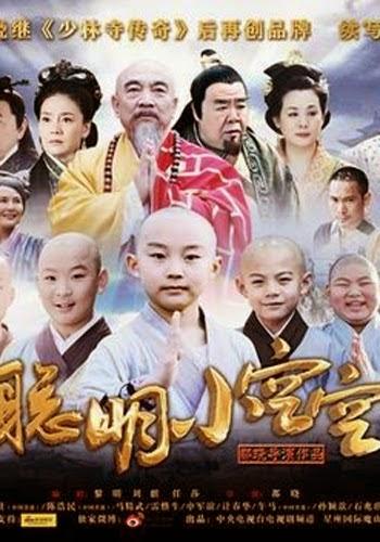 Tiểu Hòa Thượng Thiếu Lâm ...