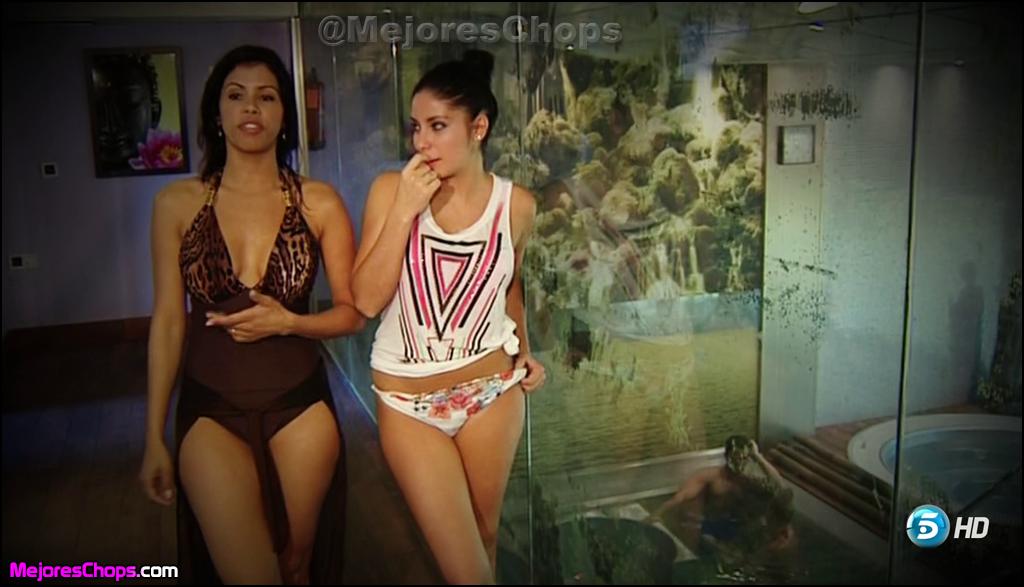 En Bikini Capturas De Famosas Anna Simon Hiba Abouk Maria Leon