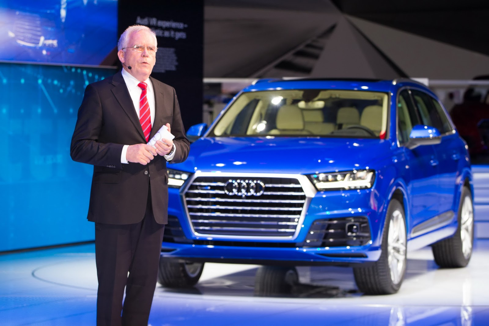 audi ceo confirms q8 suv will launch by 2020. Black Bedroom Furniture Sets. Home Design Ideas