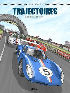 L'Automobile et la Bande Dessinée  - Page 3 CouvertureT2
