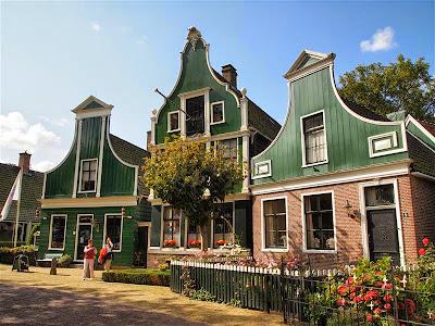 Casas de Zaanse Schans