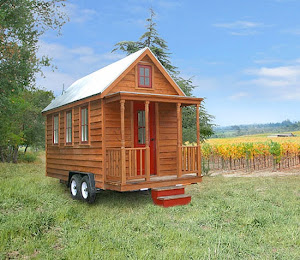 Lusby Tumbleweed Tiny House