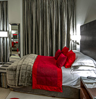 The George deluxe suite
