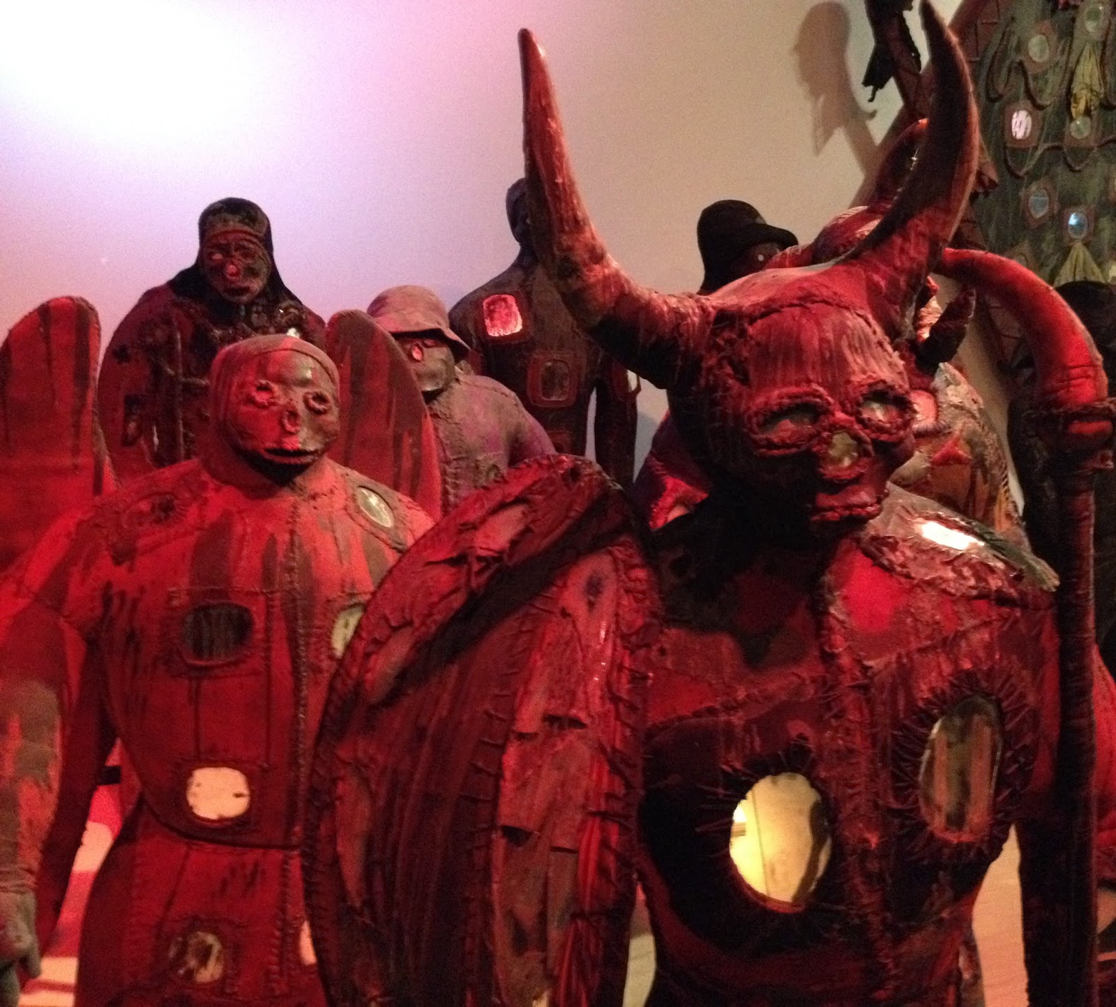 Every goddamn day: 08/15/17: A Halloween Tale of Haitian Vodou