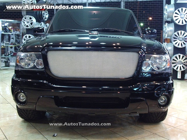 ford ranger fotos