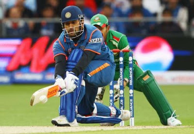 ICC World Cup 2011 highlights: India vs Bangladesh