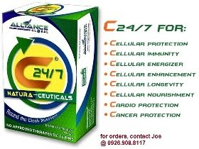 C24/7 For Optimum Health