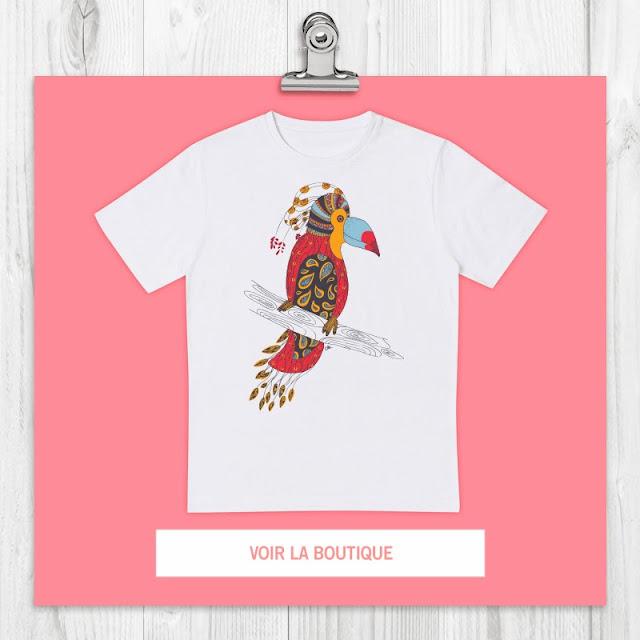 boutique de tee shirt