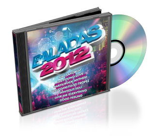 Download CD Baladas 2012