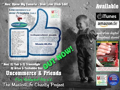 Music4Life Charity Bild