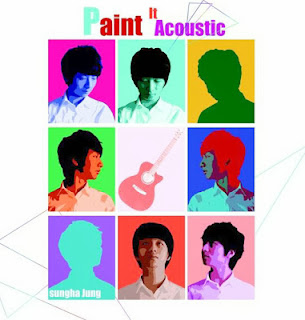 Sungha Jung - Paint It Acoustic