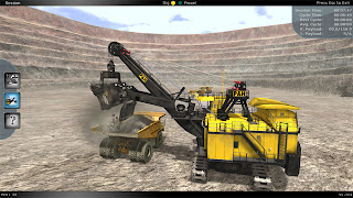 Mining Training Simulator
