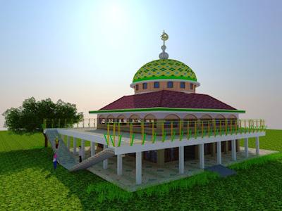 masjid raya abu bakar ash-shiddiq gca