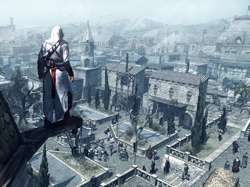 become repetitive assassin s creed 1 screen shot assassin s creed 1