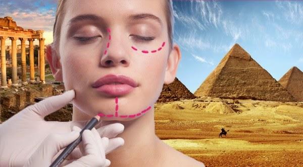 A plasztikai sebészet története