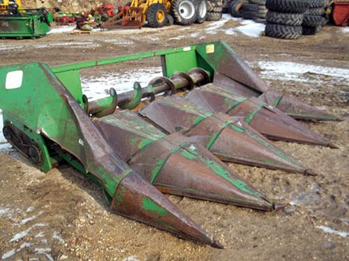 used John Deere 444 header parts