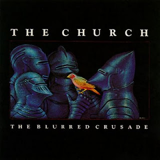 The Church - 'The Blurred Crusade' CD Review (Second Motion Records)