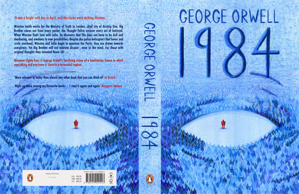 the types of personality traits of the characters in the novel 1984 by george orwell Types of linguistic perversions that orwell  in orwell's novels where his main characters,  famous novel, 1984 the idea of george orwell.