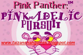 Pink panther pinkadelic pursuit game download
