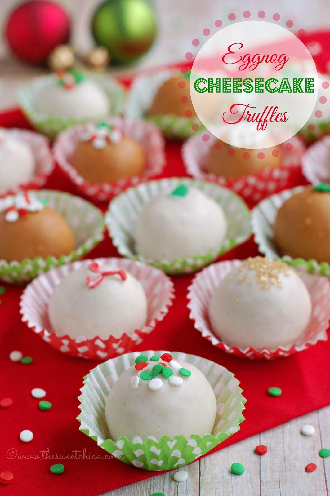 Eggnog Cake Box Mix