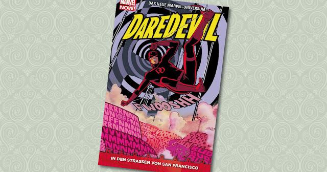 Daredevil Megaband 1 Panini Cover