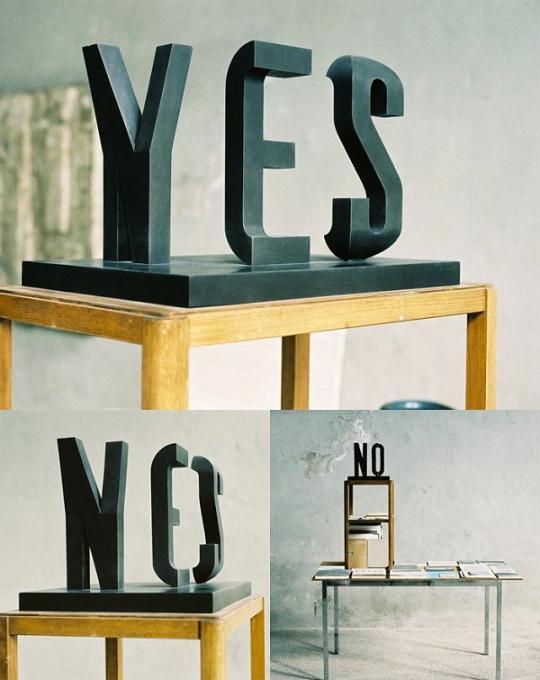 markus raetz escultura anamórfica sim não yes no