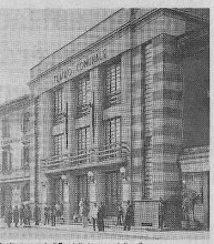 TREVIGLIO TEATRO COMUNALE INAUGURATO NEL 1936