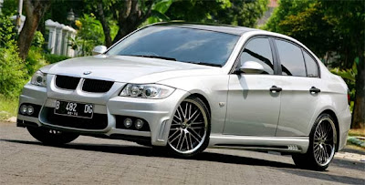 Modified BMW 320i E90