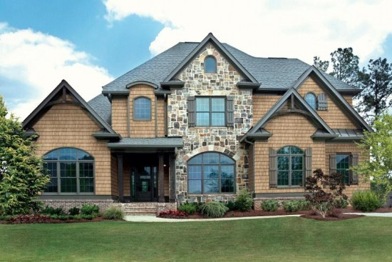 Wonderful Classic Home Designs.