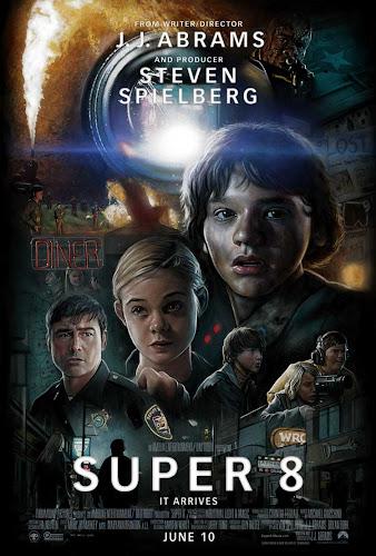Poster de Super 8