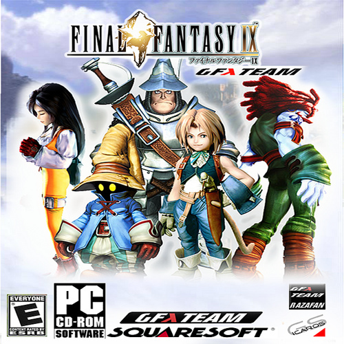 Download Game Final Fantasy IX ISO High Compressed