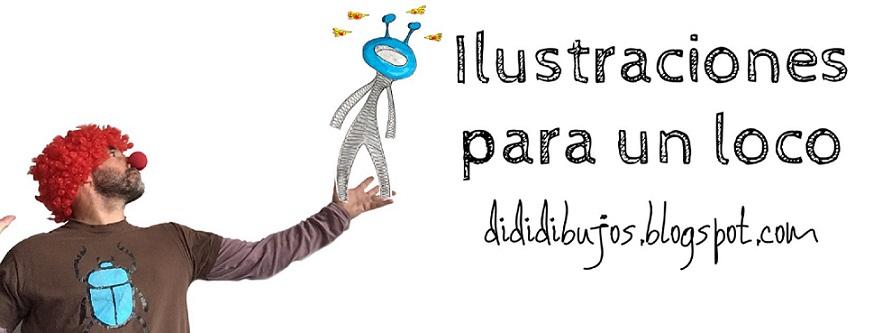ilustraciones para un loco