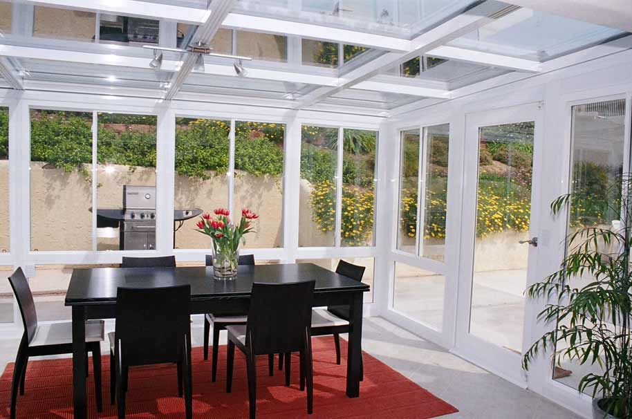 Sunrooms house and home Solarium designs