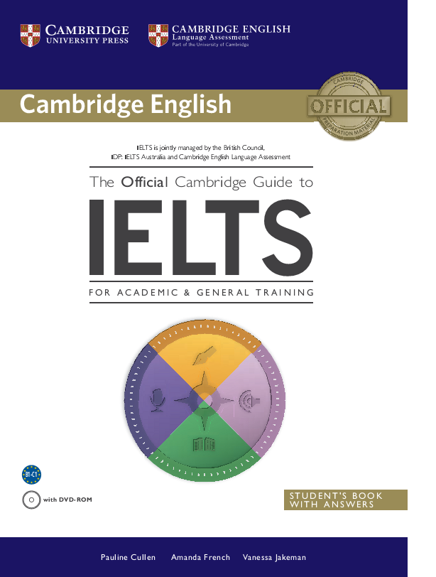 Free Download The Official Cambridge Guide to IELTS Student's Book with Answers