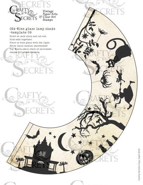 Crafty Secrets Heartwarming Vintage Ideas And Tips Halloween