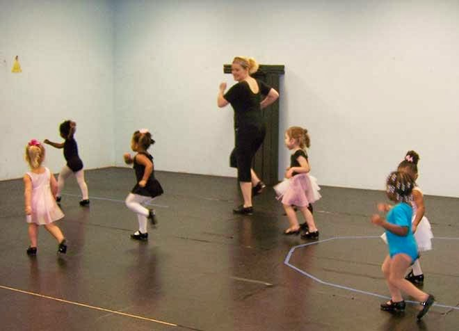 toddler beginner dance class central charlotte