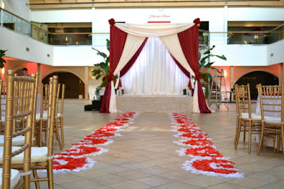 Seattle Indian Wedding Planning mandap