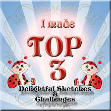 I won in Delightful Sketches & Challenges