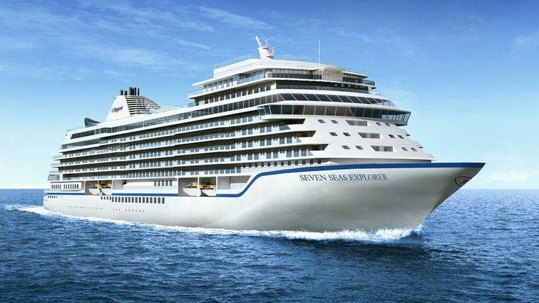 Seven Seas Explorer Debuts with Gourmet Mediterranean Food Tours