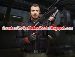 Download Andre (Hero) from Counter Strike Online Character Skin for Counter Strike 1.6 and Condition Zero | Counter Strike Skin | Skin Counter Strike | Counter Strike Skins | Skins Counter Strike