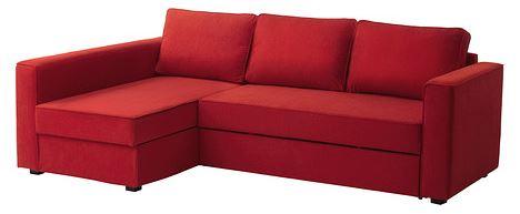 Arredo a modo mio: Manstad Ikea: divano letto, angolare e ...