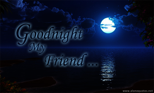 goodnight wallpapers and message