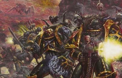 Murder Ultimate: +New A-chaos-space-marines-codex-warhammer-HD-Wallpaper