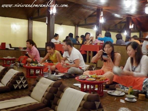 Khantoke Dinner and Cultural Show, Chiang Mai