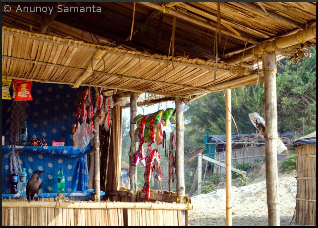 Glimpses of Tajpur Beach