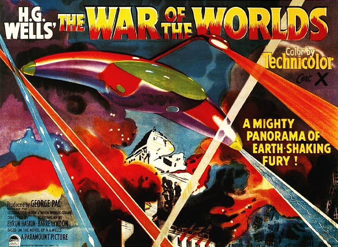 1953 war of the worlds movie. THE WAR OF THE WORLDS