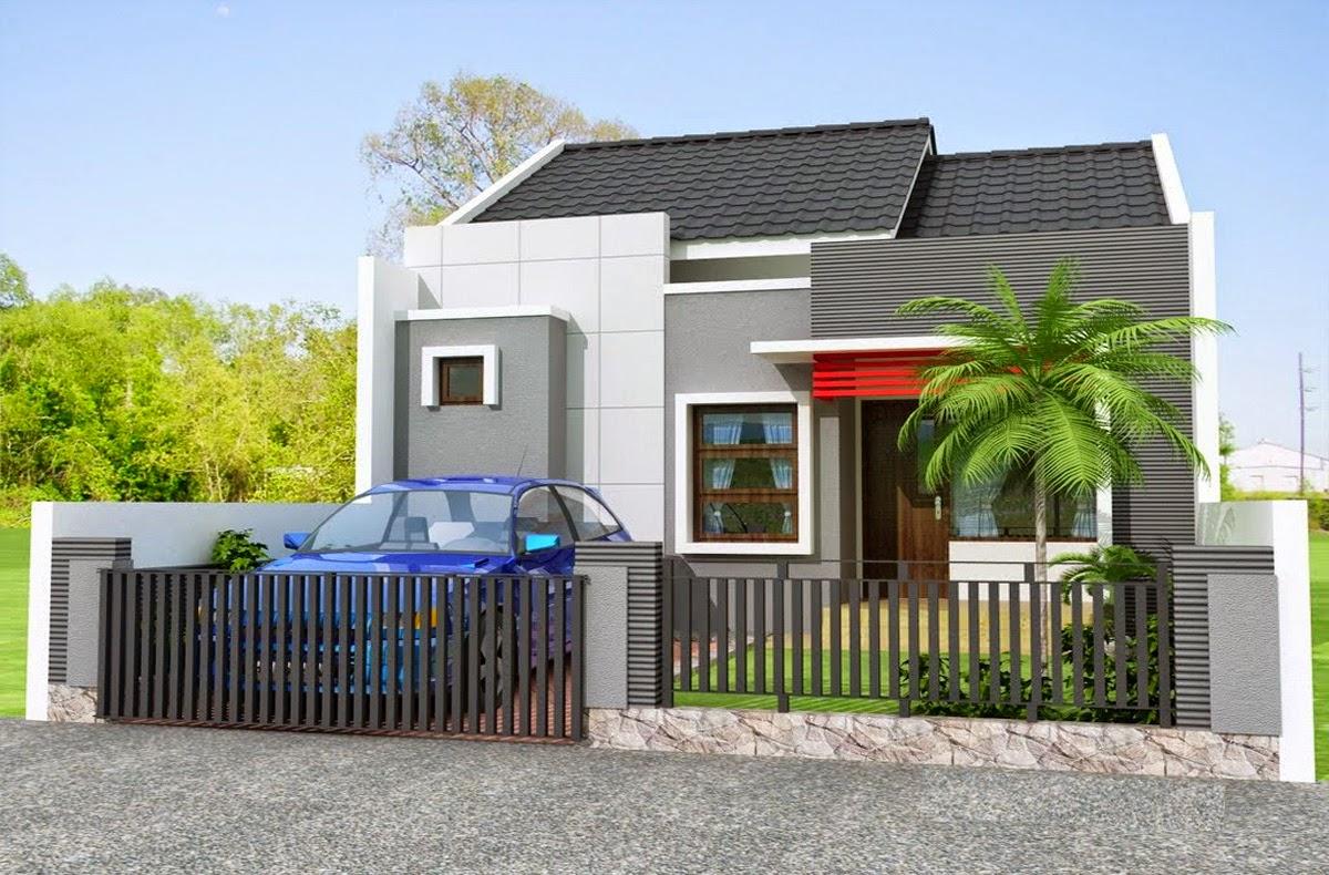 rumah minimalis sederhana  Rumah Idaman Sederhana Minimalis