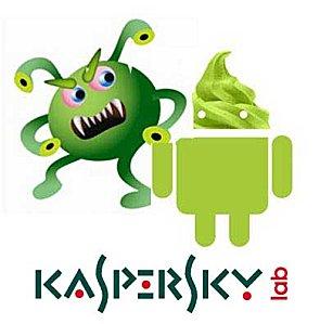 Kasperky advierte inseguridad de Android