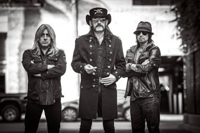 Motörhead - band - 2015